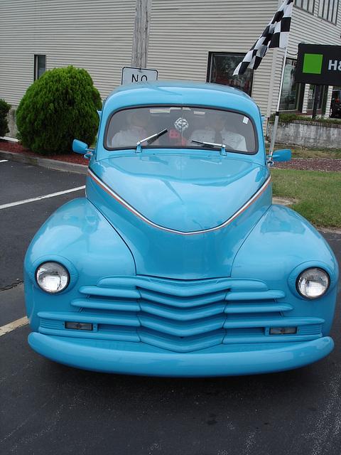 Blue vroom vroom Chevrolet