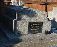 Après une courte carrière de diplomate, Roger Peyrefitte fut pendant la seconde moitié du xxe siècle l'un des écrivains français les plus brillants et les plus controversés.