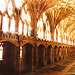 gloucester cathedral 1381-1412 south walk
