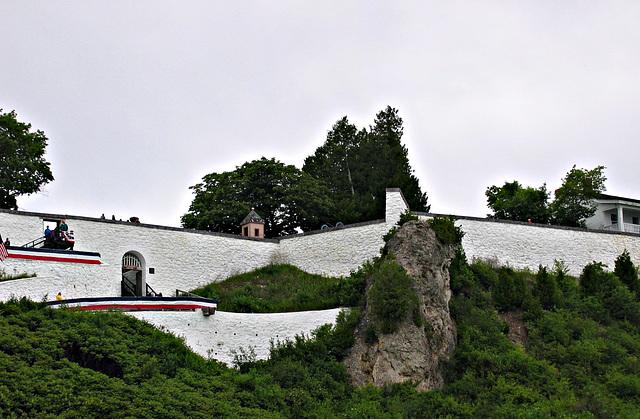 Mackinac Island ..the Fort
