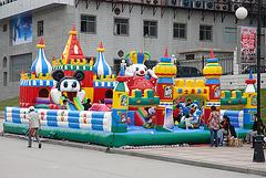 Children paradise in Xining