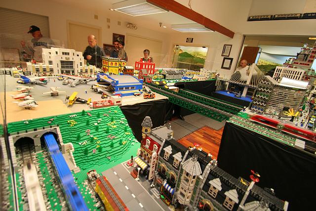 ipernity: San Diego Model Railroad Museum - Legos (8705) - by Ron's Log
