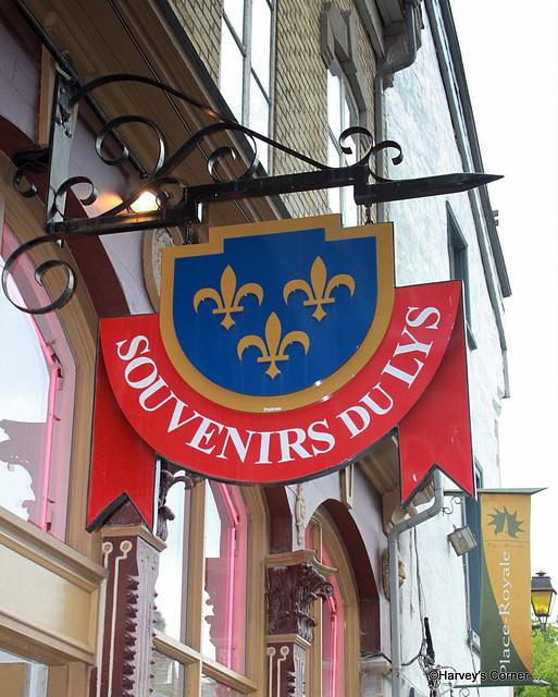 Souvenirs du Lys