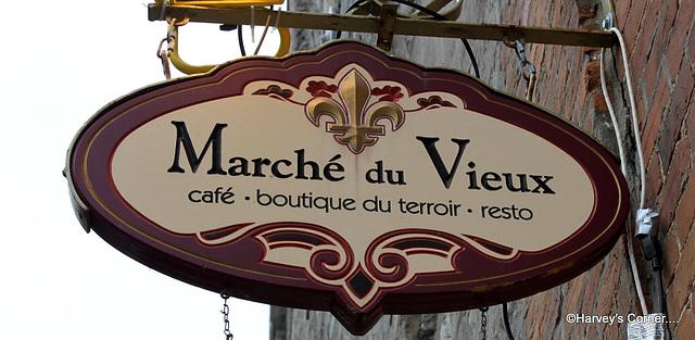 Marché du Vieux