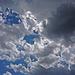 Avoir la tête dans les nuages !