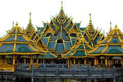 Pavilion of the Enlightened ศาลาพระอรหันต์