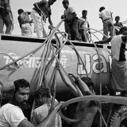 India, water supply