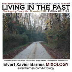 CDCover.LivingInThePast.Trance.Thanksgiving.November2010
