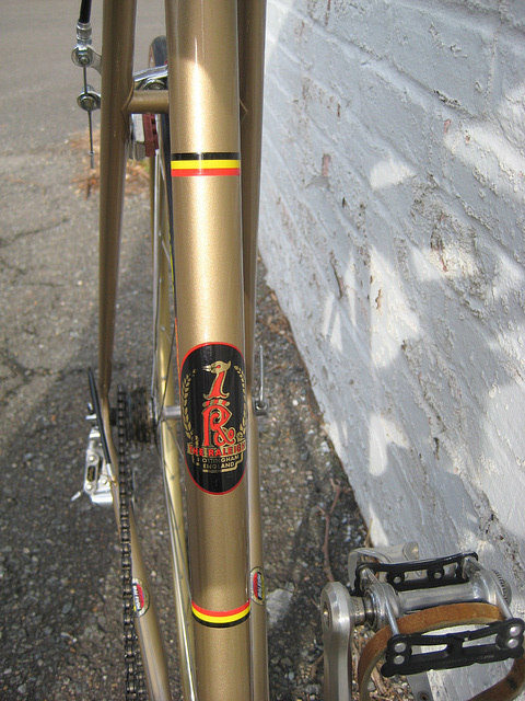 1976 Raleigh SBDU Time Trial Special