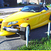 Jeune jaune sportive -  Young sportive yellow. Hometown / Dans ma ville - Mai 2008 - Anonymous version / Version anonyme