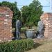 Grrrrrrr !  Rugissement sculptural / Sculptural roar - Indianola, Mississippi. USA - 9 juillet 2010