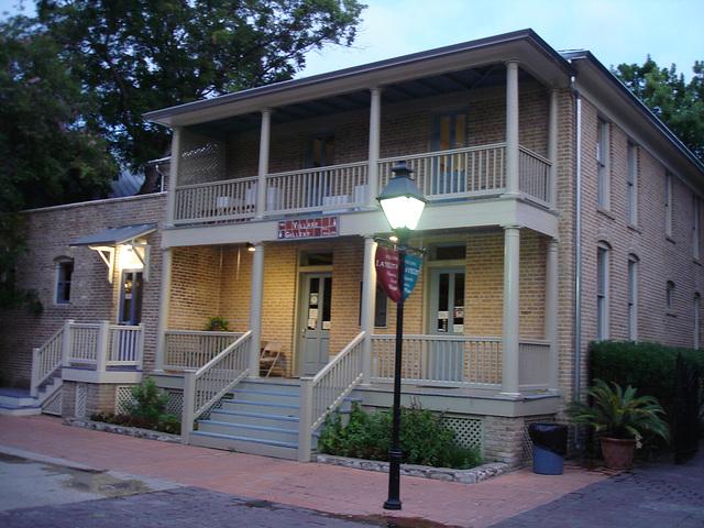 La Villita / San Antonio, Texas. USA - 30 juin 2010 - Photo originale / Original shot.