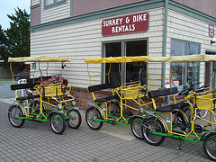 Shield's bike rentals