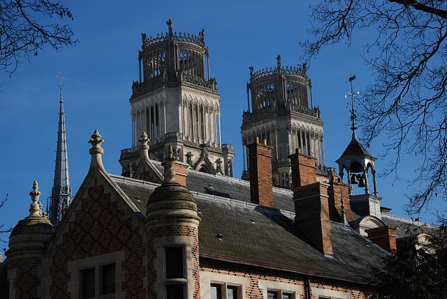Orléans , la Cathédrale