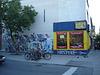 Nescanep graffitis & bikes / Graffitis Nescanepiens & vélos