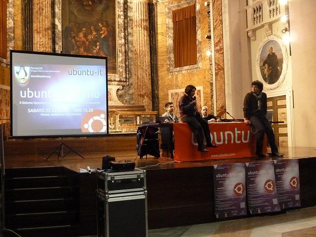 Ubuntu@Fermo
