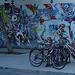 Nescanep graffitis & bikes / Graffitis Nescanepiens & vélos - Recadrage
