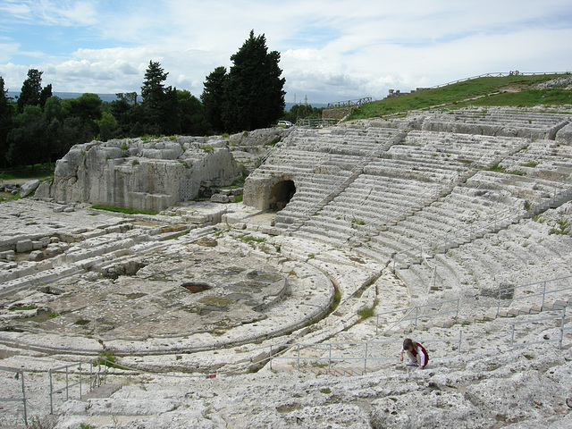 griechisches Amphitheater