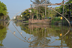 Netfishing out the Khlong