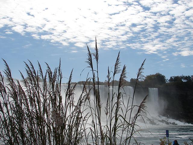 canada chutes du Niagara