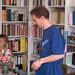 2001-07-07 18 Eo, solena malfermo de Saksa Eo-biblioteko