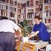 2001-07-07 07 Eo, solena malfermo de Saksa Eo-biblioteko