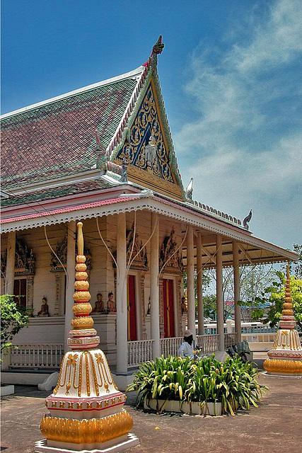 Wat Chonglom in Banlaem