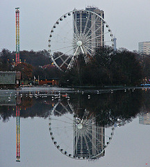 Towers and Wheel