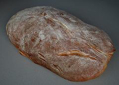 Spelt wheat ciabatta