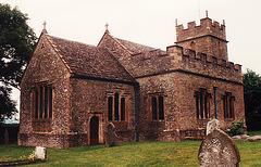 folke church, dorset c17 attrib to william arnold 1628