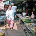 Maeklong food market