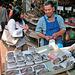Pla Insi, salted mackerels