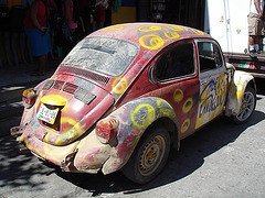 Carcacha VW