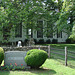 Cimetière de Hilltop's cemetery / Mendham, New-Jersey (NJ). USA - 21 juillet 2010
