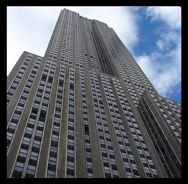 New-York Empire state building