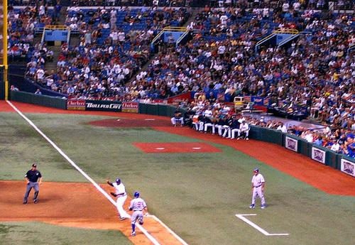 Cubs v Rays