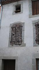 Petite fenêtre à petit coeur