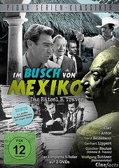 En la vepro de Meksiko, la enigmo B.Traven 2DVD