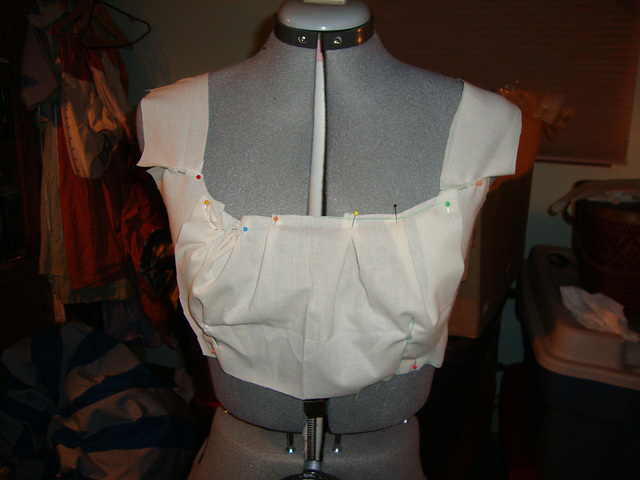 Regency Gown 003