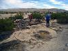 Decaying Adobe House in Desert Hot Springs (6046)