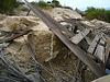 Decaying Adobe House in Desert Hot Springs (6048)