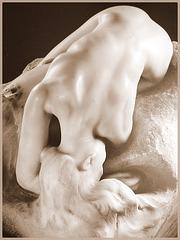 LA DANAIDE ( Auguste Rodin )