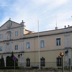 Old Hospital da Luz or Hospital Nossa Senhora dos Prazeres