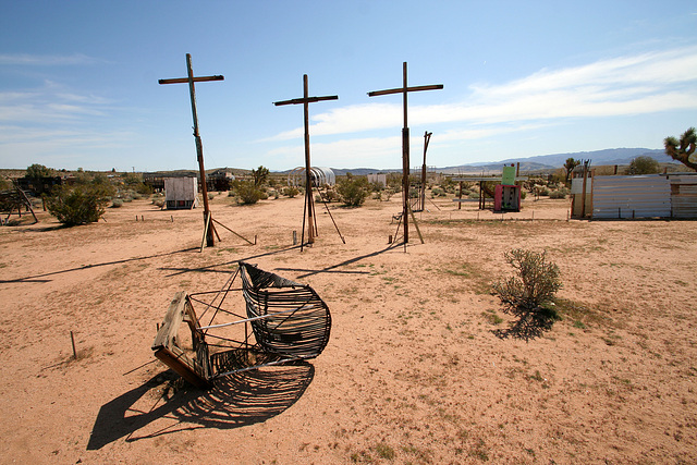 Noah Purifoy Outdoor Desert Art Museum (9954)