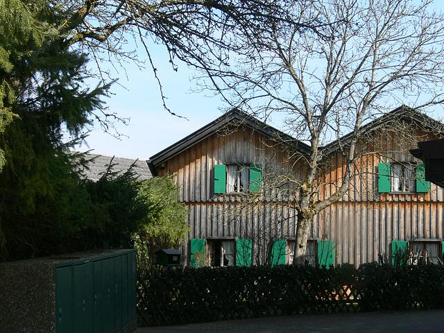 Tutzinger Häuser