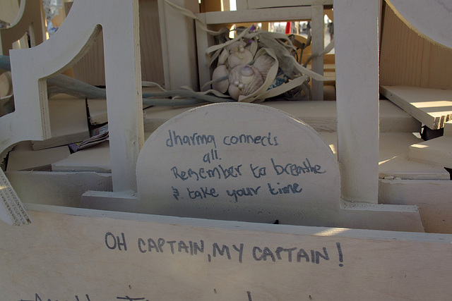 Temple Of Grace - Oh Captain, My Captain (0668)
