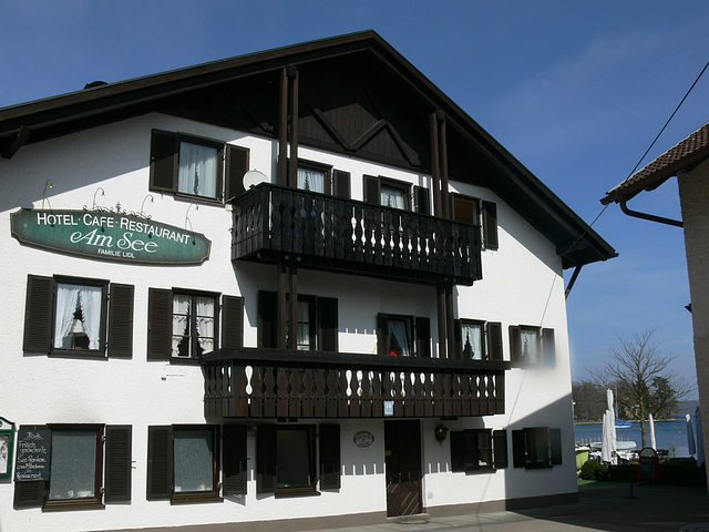 Tutzing - Hotel am  See
