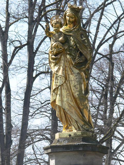 Tutzing - Maria mit Kind