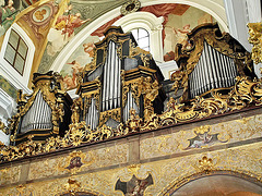 P6157383ac Ljubljana Saint Nicholas Cathedral  Grand Organ