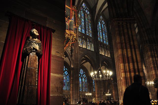 cathédrale de strasbourg St Antoine